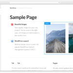 custom elements for tailor page builder